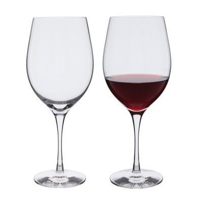 Bordeaux Red Wine Glasses - Dartington Crystal Winemaster Collection