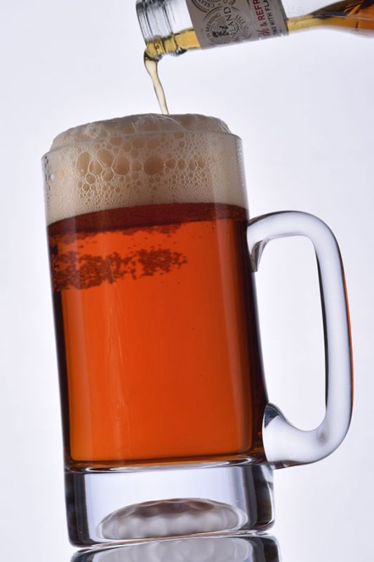 Golf Ball Beer Tankard Gift