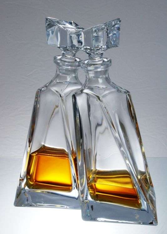 Lovers Decanter Pair