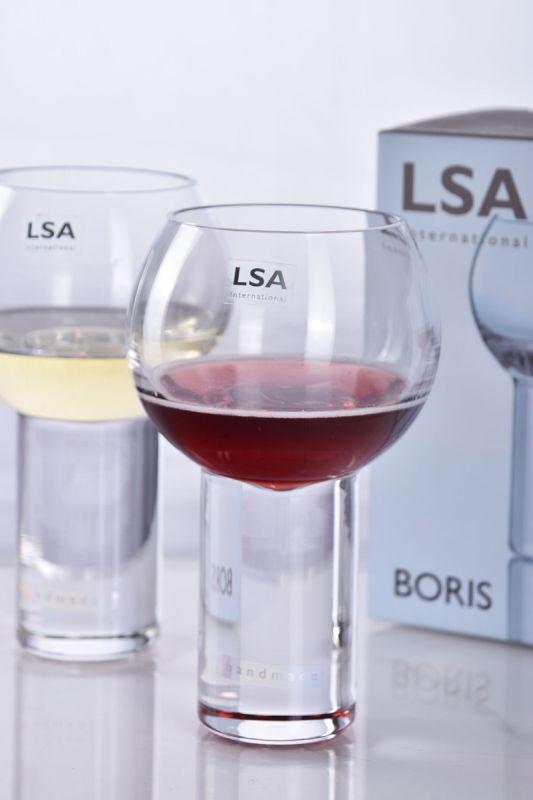 LSA Boris WIne Goblets