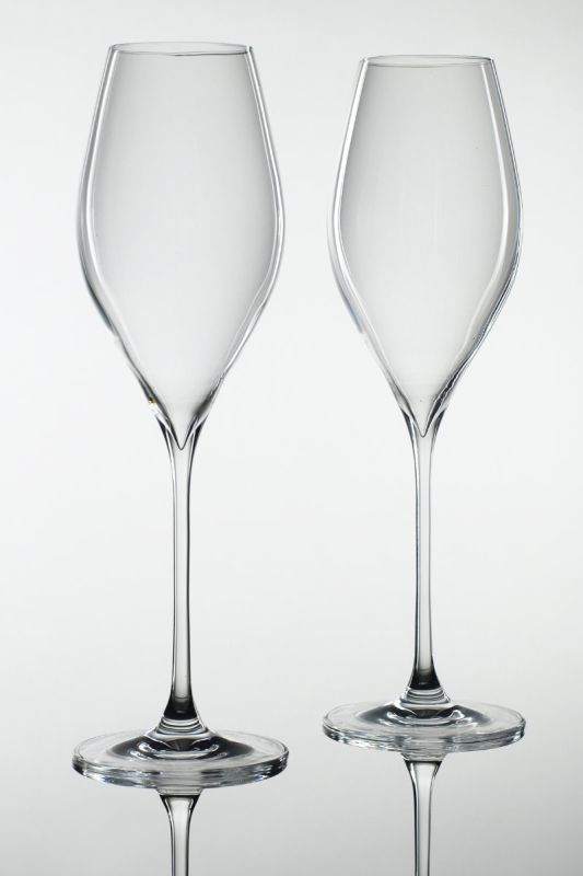 Prosecco Glasses | Gift Boxed Pair