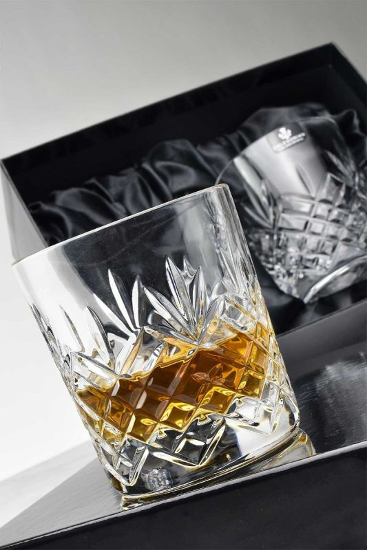 Lovely Speymore Crystal Whisky Glass Gift