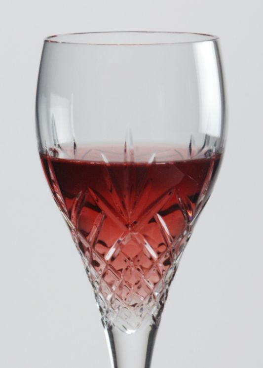 Speymore Crystal Red Wine Goblets | Satin Boxed Pair