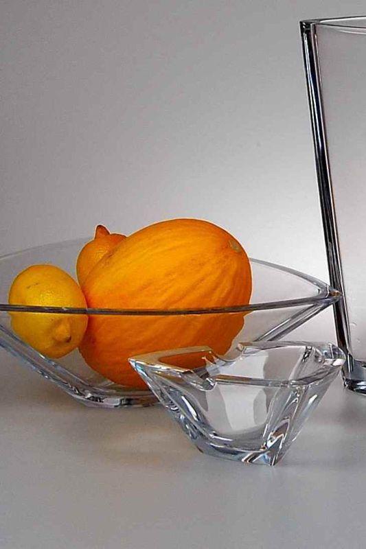 Large Bowl Triangular Bowl