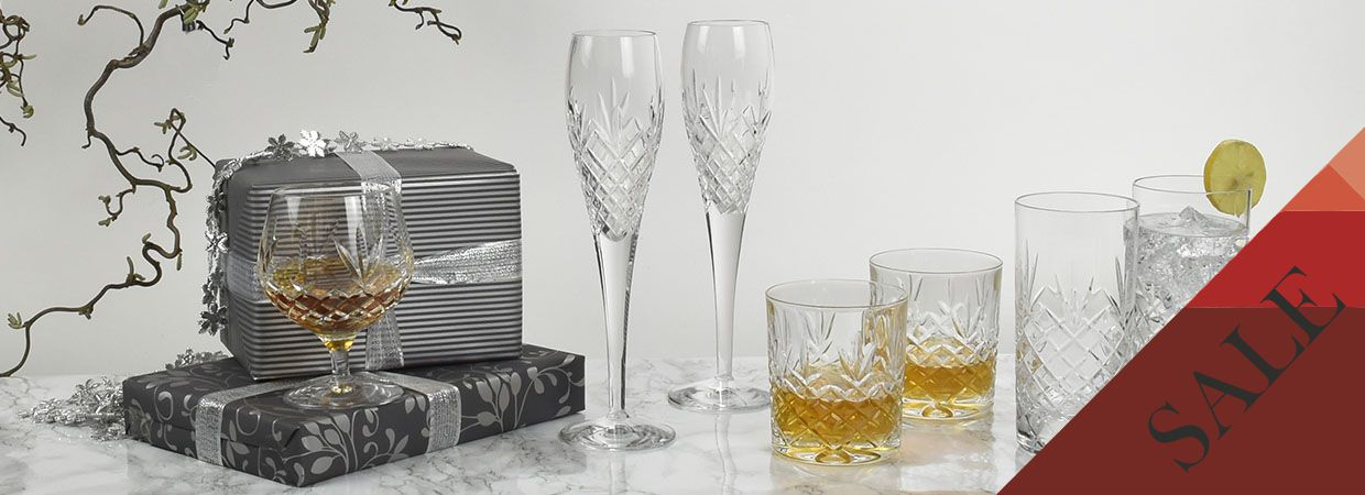 Speymore Crystal Collection ... Traditional quality glassware to last a lifetime